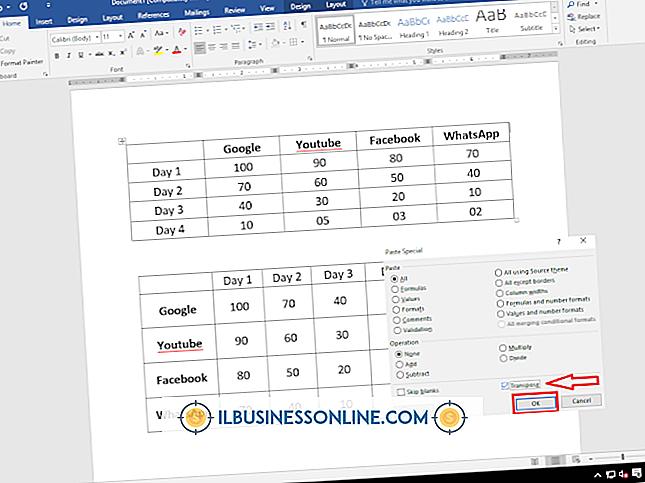 カテゴリ 新しい事業を立ち上げる: Wordで表を反転する方法