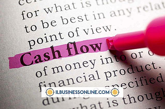 estableciendo un nuevo negocio - Comprensión de la escasez y el exceso de efectivo en el estado de resultados