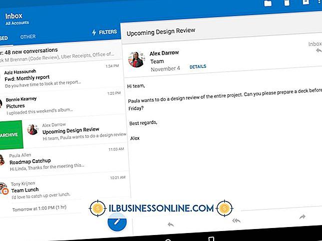 Kategorie ein neues Geschäft aufbauen: So aktualisieren Sie eine Besprechung in Outlook