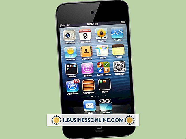 Kategorie ein neues Geschäft aufbauen: So bearbeiten Sie eine Kontaktliste auf einem iPod Touch