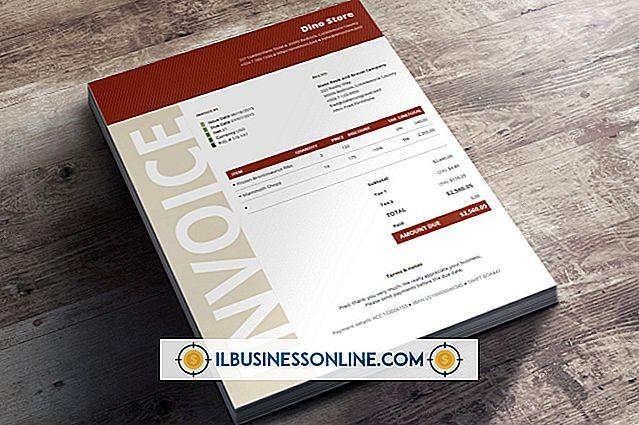 Categoría estableciendo un nuevo negocio: Cómo escribir una factura de albañilería