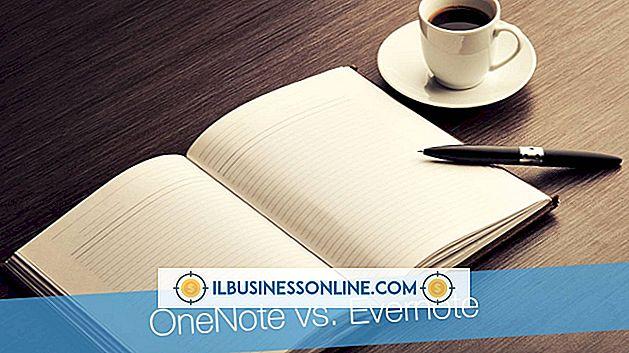 Categoría estableciendo un nuevo negocio: Evernote vs.  Microsoft OneNote
