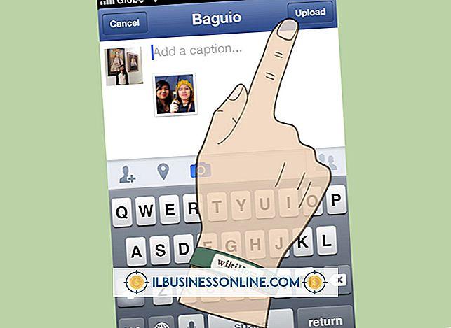 Hoe upload je een afbeelding van je telefoon naar Facebook?