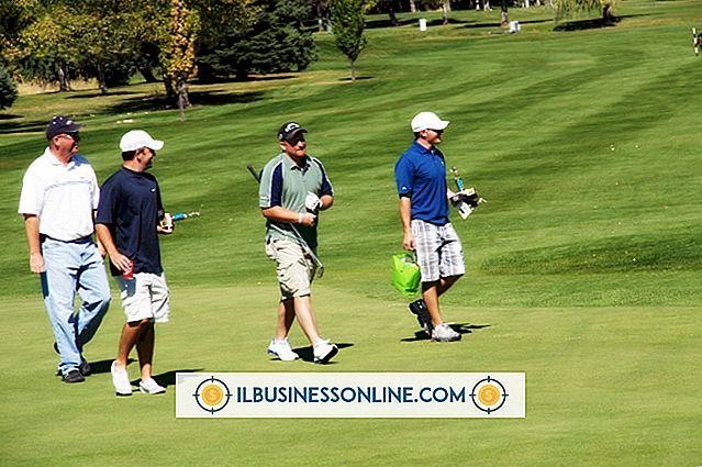 Golfbana affärsidéer