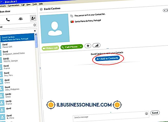 Kategorie ein neues Geschäft aufbauen: So exportieren Sie Skype-Kontakte