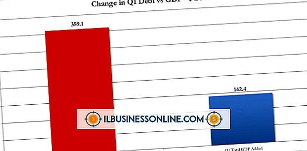 Bruttoschulden vs. Verbindlichkeiten
