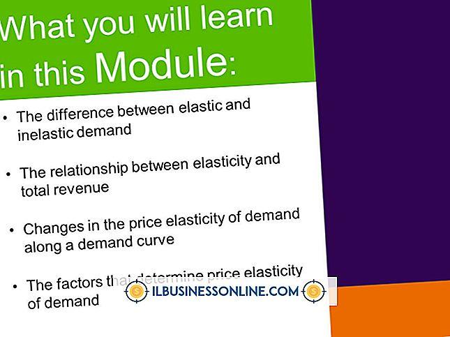 Hva er en elastisk eller uelastisk etterspørselskurve?