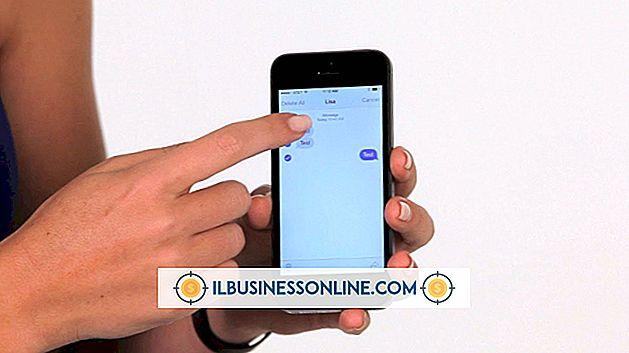 iPhone에서 텍스트를 전달하려면 어떻게합니까?