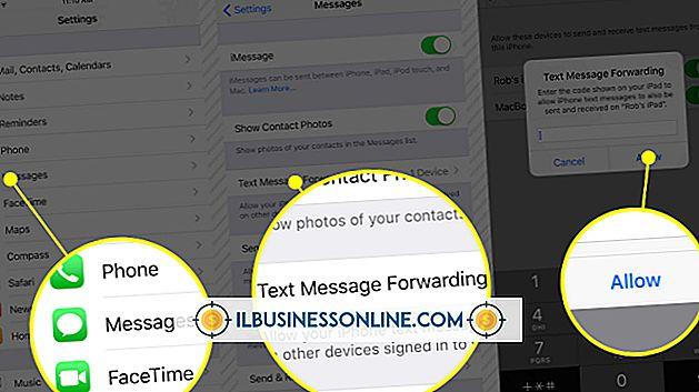 Kategorie ein neues Geschäft aufbauen: Möglichkeiten zum Ändern der Textnachrichtenanzeige auf einem iPhone