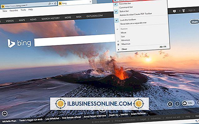 Kategori inrätta ett nytt företag: Exportera favoriter från IE8 till Chrome