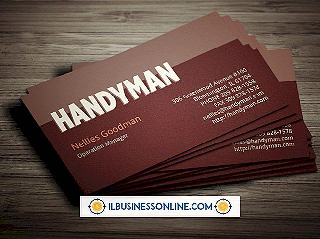 Handwerker Geschäftsideen