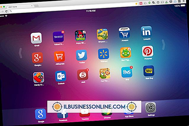 Kategorie ein neues Geschäft aufbauen: Das Design kann in Chrome nicht angezeigt werden