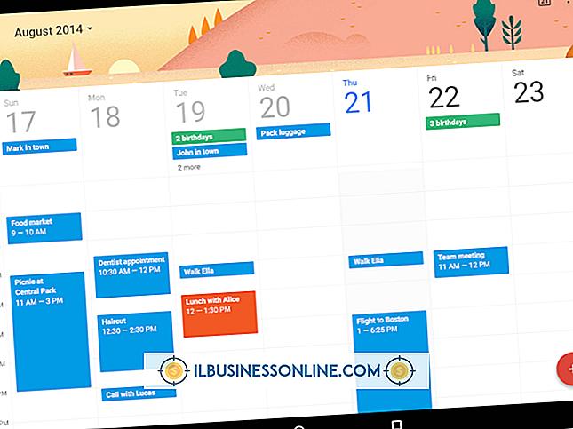 Slik eksporterer du en Palm OS-kalender til en Google Kalender
