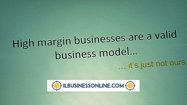 Kategori etablering af en ny virksomhed: High-Margin Business Ideas