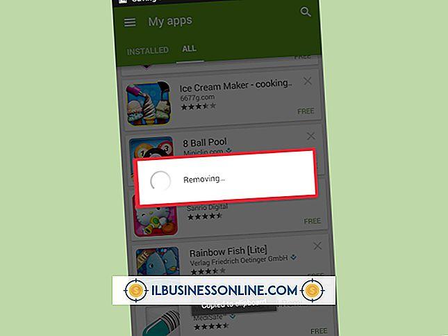 एक नया व्यवसाय स्थापित करना - Android में Google Apps की स्थापना रद्द करें