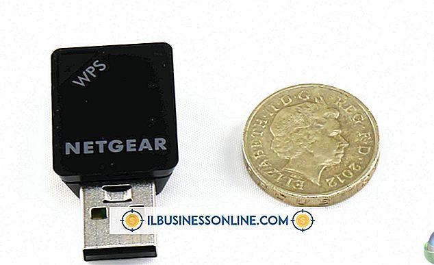 Sådan deaktiveres en WPS NetGear-adapter