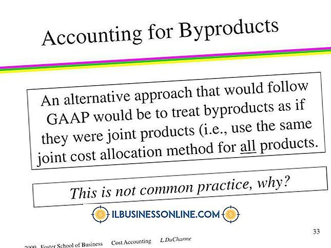 GAAP承認の原価計算方法