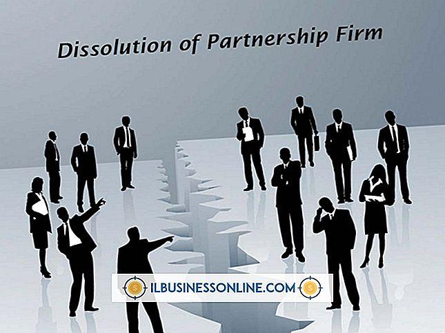 Oppløsning Vs.  Oppsigelse av partnerskap