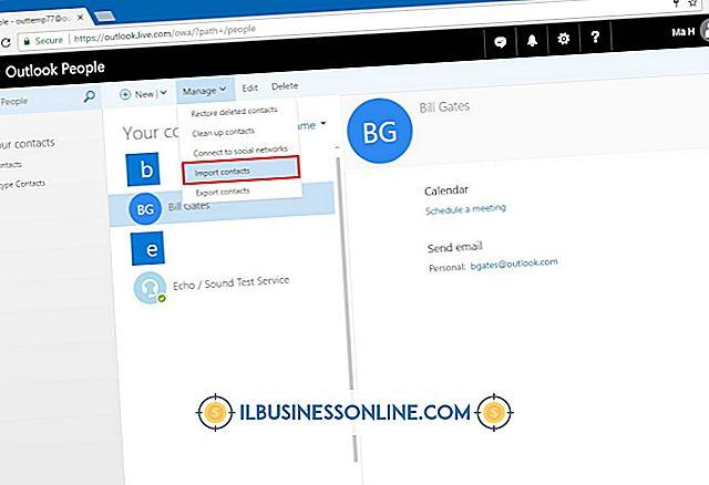 Jak eksportować kontakty z programu Outlook Web Access