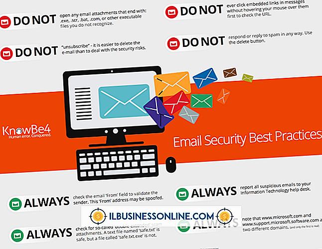 ईमेल सुरक्षा और अनुलग्नक