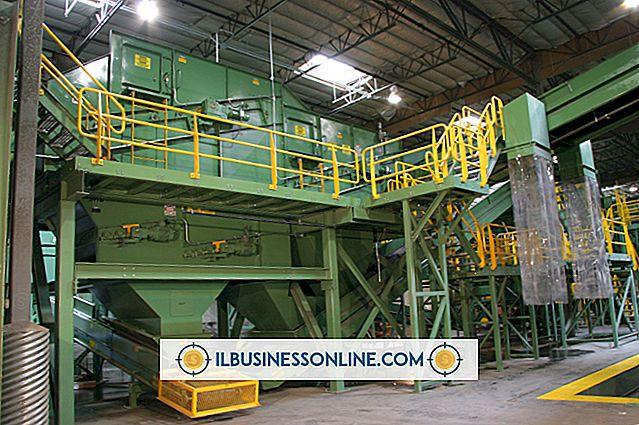 Categoría tipos de negocios para comenzar: Cómo establecer una planta de reciclaje en Texas