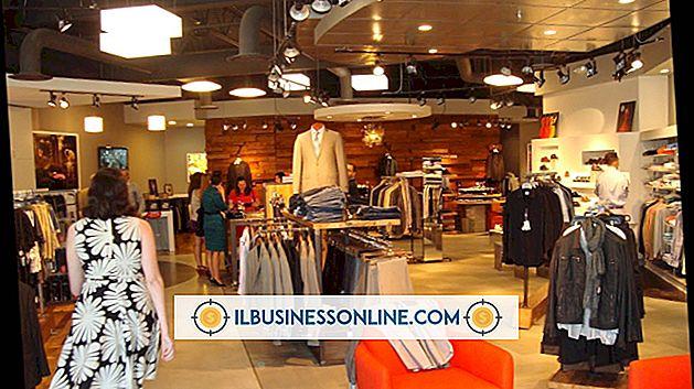 Como avaliar um negócio de loja de roupas de varejo