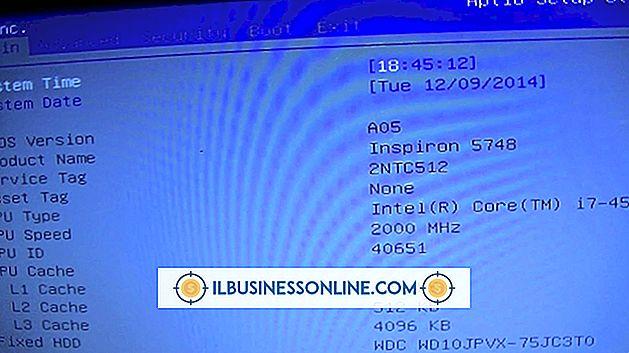 कारोबार शुरू करने के प्रकार - डेल इंस्पिरॉन पर BIOS को कैसे अपडेट करें