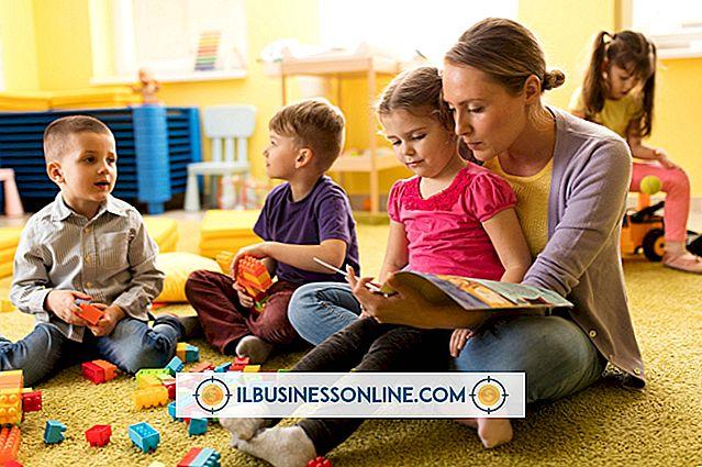 Kategori typer virksomheder at starte: Home Børnepasningspolitikker og -procedurer