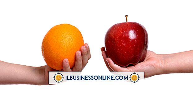 Verschillen tussen een werkproduct en een te leveren product