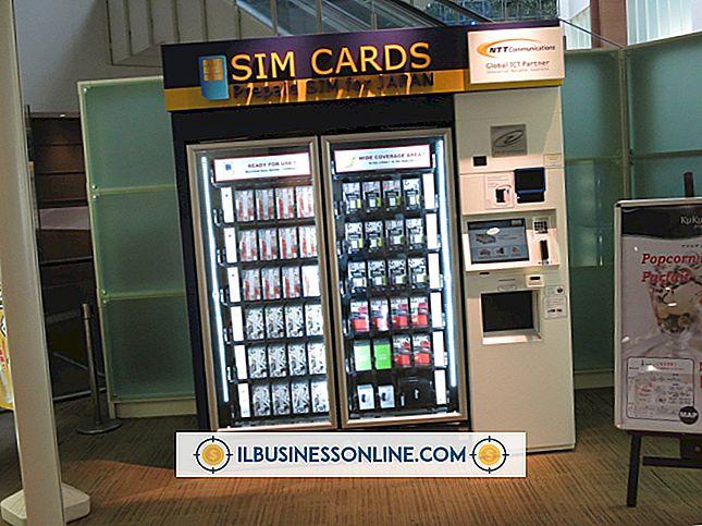 Typer av salgsautomater