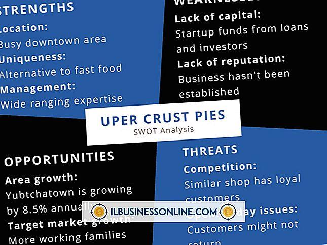Eksempler på konkurrencedygtige fordele ved at starte en butik