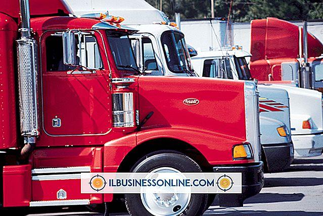 Kategori typer virksomheder at starte: Tilskud til lastbilchauffører til at starte deres egen virksomhed