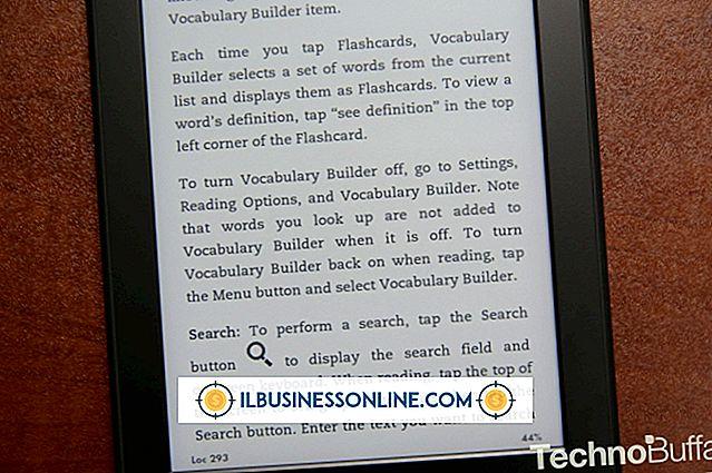 Categoría tipos de negocios para comenzar: Cómo mostrar el tipo más grande en el Kindle Reader