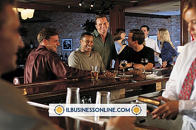 Kategorie Arten von Unternehmen zu beginnen: Zuschüsse für die Eröffnung einer Bar